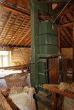 Old Australian Shearing Shed Stock Images