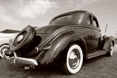 Old automobile Royalty Free Stock Image