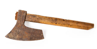 Old ax Stock Image