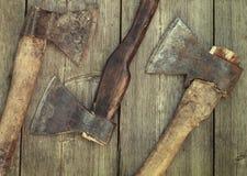Old ax Stock Photos