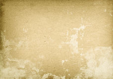 Old background. Old canvas with stains and cracks royalty free illustration