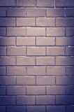 Old Background of brick wall texture Stock Photography