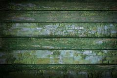 Old background with green paint Royalty Free Stock Photography