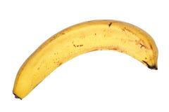 Old bad banana Stock Photography