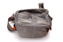 Old bag. Royalty Free Stock Photography