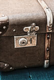 Old bag Royalty Free Stock Photography