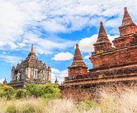Old Bagan in Bagan-Nyaung U, Myanmar Stock Image