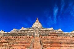Old Bagan in Bagan-Nyaung U, Myanmar Stock Photos