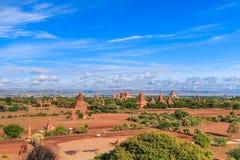 Old Bagan in Bagan-Nyaung U, Myanmar Royalty Free Stock Images