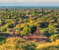 Old Bagan in Bagan-Nyaung U, Myanmar Stock Images