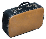 Old baggage case Royalty Free Stock Photography
