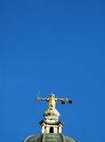 Old Bailey Royalty Free Stock Image