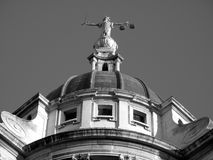 The Old Bailey Royalty Free Stock Photo