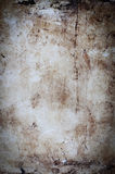 Old Baking Tray Texture, Grunge Background Stock Image