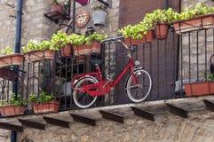 Free Old Balcony Stock Image - 123043331
