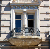 Old balcony of house in Tbilisi Georgia. Stock Photography