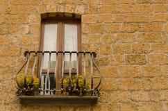 Old balcony, Italy Royalty Free Stock Photos