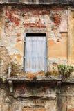 Old balcony in Tuscany Royalty Free Stock Photos