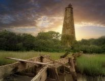 Old Baldy-Hor. royalty free stock photos