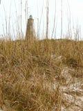 Old Baldy Lighthouse, Bald Head Island Royalty Free Stock Photography
