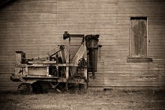 Old baler Stock Images