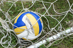 Old ball Stock Images