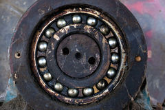Old ball bearing Stock Photography