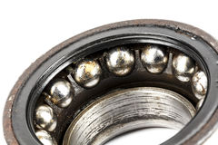 Old ball bearing Royalty Free Stock Photography
