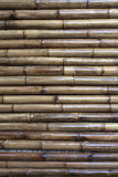 Old bamboo background Stock Images