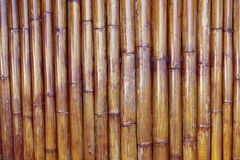 Old bamboo background Stock Photo