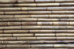 Old bamboo background Royalty Free Stock Photos