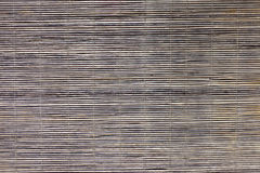Old bamboo background Stock Photography
