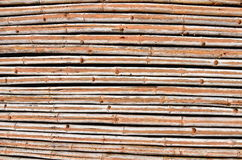 Old bamboo background. Textures, vintage style Royalty Free Stock Image