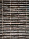 Old bamboo curtain background. Stock Photos