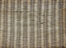 Old bamboo or decay bamboo handmade craft saw pattern texture ba Royalty Free Stock Photography