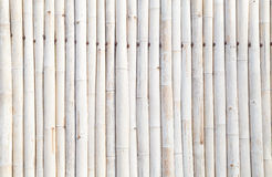 Old bamboo fence ,background Royalty Free Stock Photos