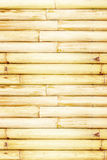 Old bamboo fence background. Old natural bamboo fence texture background Royalty Free Stock Photos