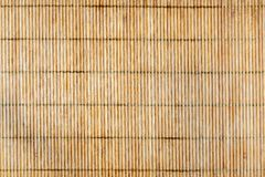 Old Bamboo Pad. Texture and background Royalty Free Stock Photos