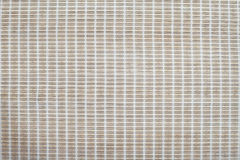 Old bamboo tablecloth , texture background. Royalty Free Stock Photo