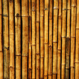 Old bamboo texture Royalty Free Stock Images