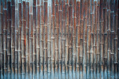 Old bamboo texture Royalty Free Stock Photography