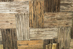 Old Bamboo wallpaper Stock Photo