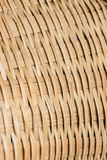 Old bamboo weave Royalty Free Stock Photography