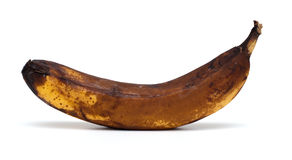 Old banana Royalty Free Stock Photos