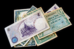 Old bank note Stock Photos