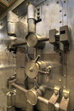 Old Bank Vault Royalty Free Stock Images