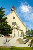 Old Baptist Church in San Andres Stock Image