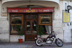 Old Bar in San Telmo Stock Images