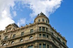 Old Barcelona Royalty Free Stock Photo