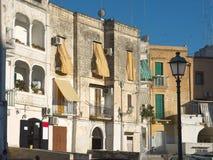 Old Bari Stock Photo